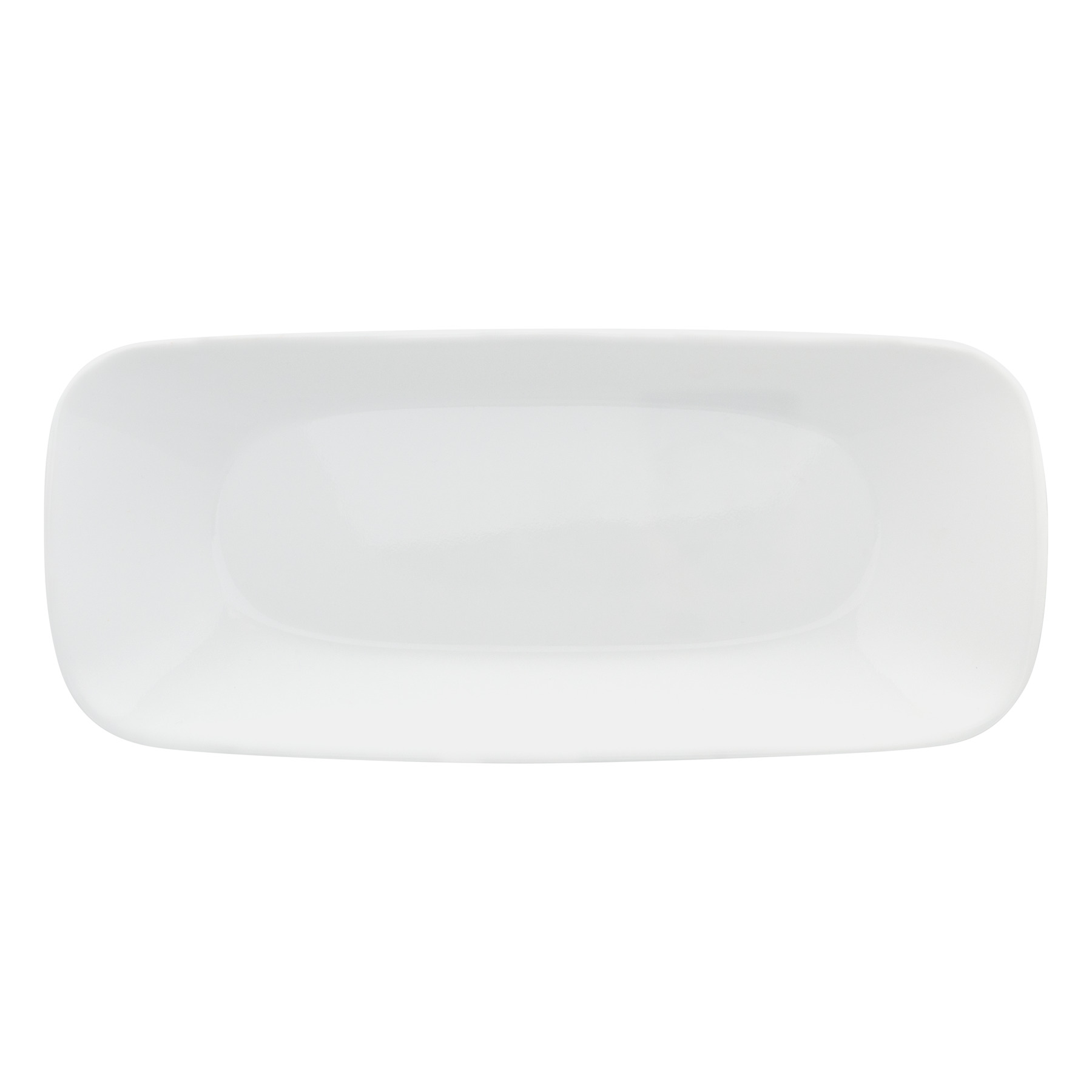 New Star Foodservice 26733 Oval Stainless Steel Sizzling Platter with Insulated