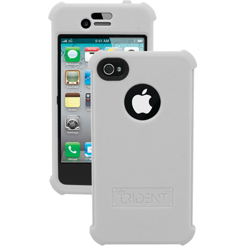 Trident Perseus Case for iPhone® 4/4S (White)