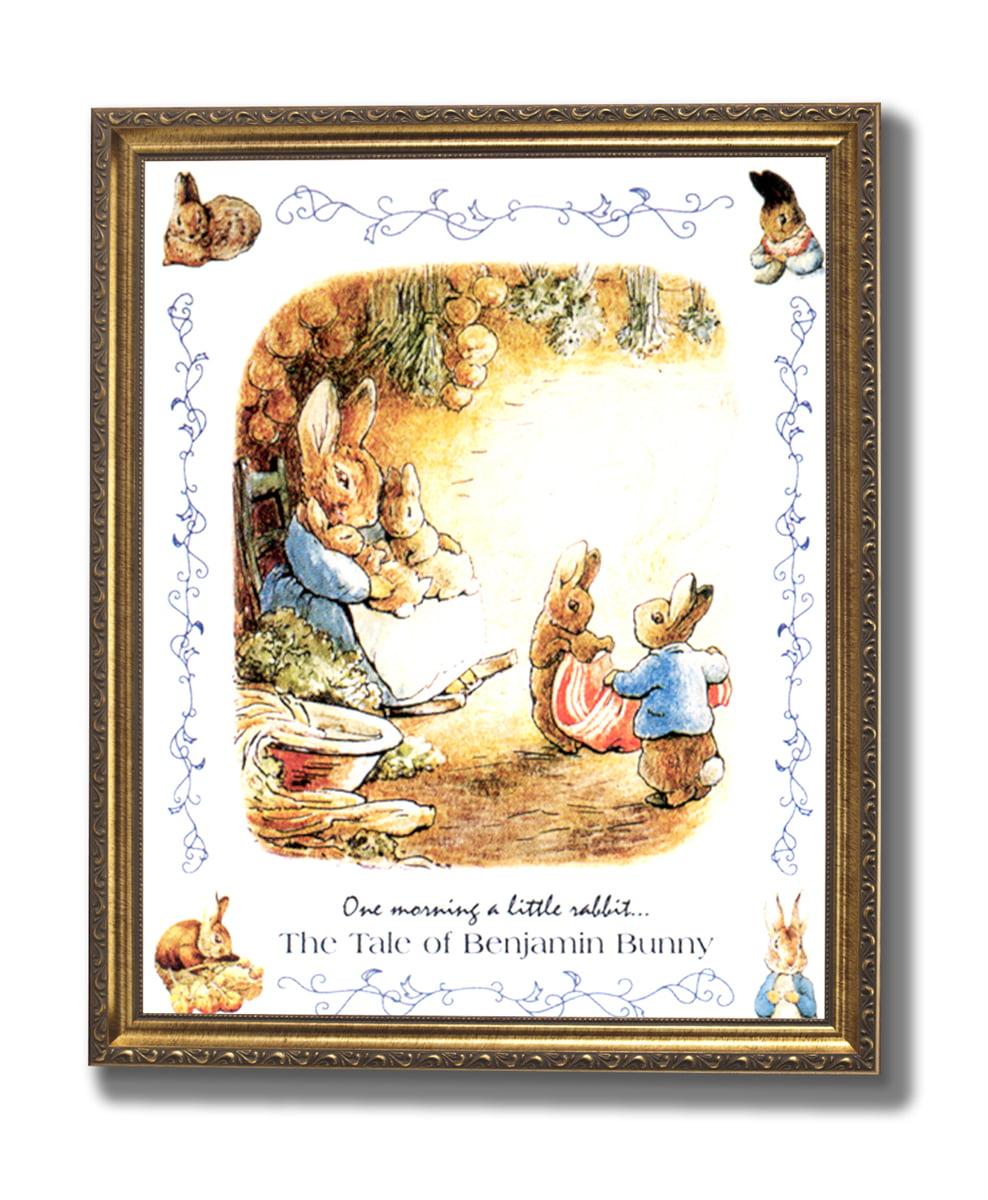 Beatrice Bunny Wall Frame Kit