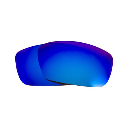 Replacement Lenses Compatible with SPY OPTICS DIRK Polarized Ice Blue (Spy Glasses Singapore)