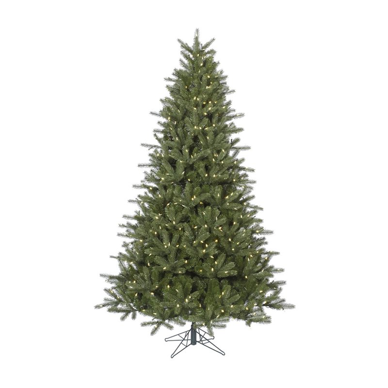 Kennedy Fir Pre-Lit LED Christmas Tree