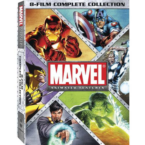 Marvel Complete Giftset (With INSTAWATCH) (Widescreen)