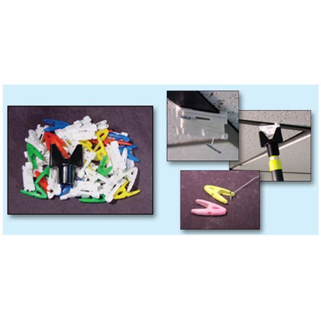 StikkiWorks 33099 Ceiling Hanglers Classroom Start-Up Pack