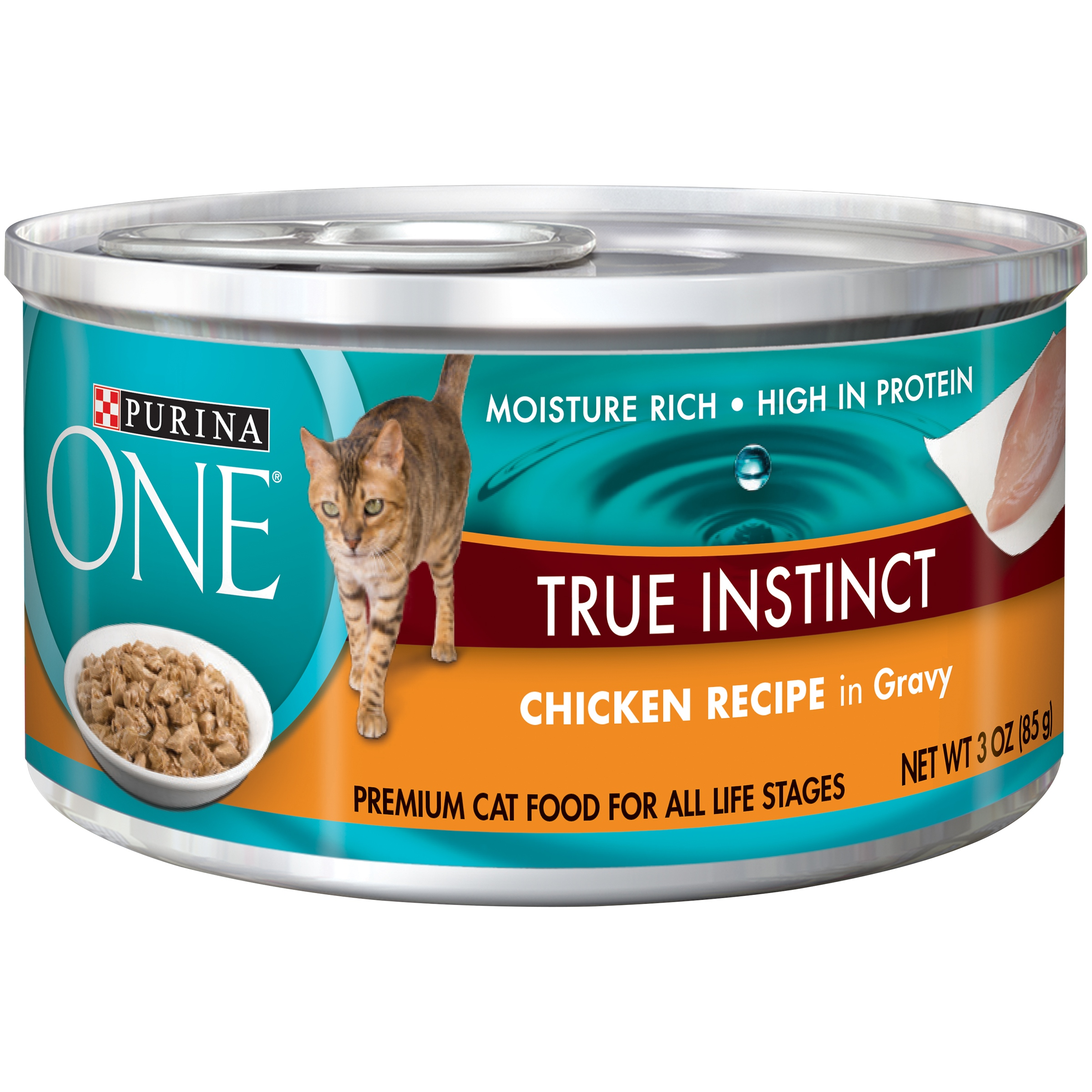 These dry and wet food recipes are inspired by nature and advanced by science to give your cat a complete and balanced meal with real meat, fish or poultry as the number one ingredient. With a choice of proteins and selections for cats of every age, you'll find the perfect Purina One for your kitty/5(20).