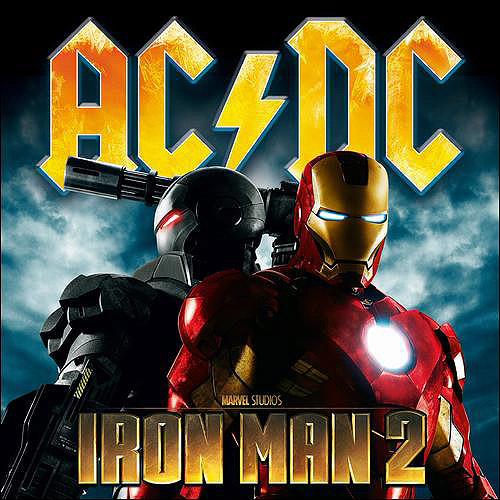 AC/DC: Iron Man 2 Soundtrack (Deluxe Edition) (CD/DVD)