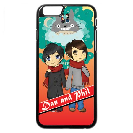Dan And Phil Bbc Radio 1 Halloween (Dan And Phil Totoro iPhone 6)