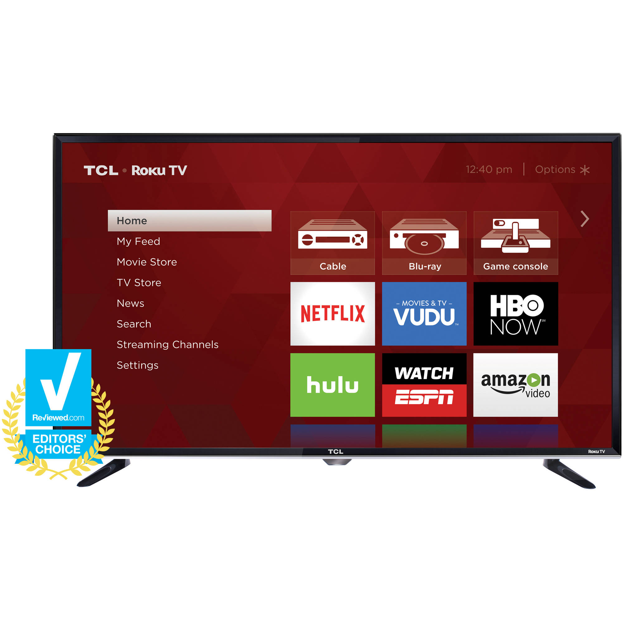 "TCL 32S3800 32"" 720p 60Hz Roku Smart LED HDTV"