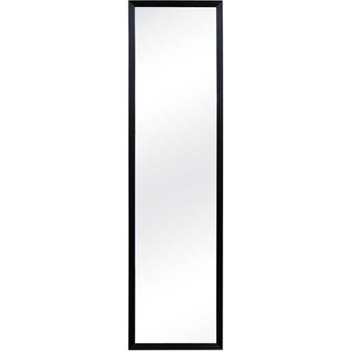 Mainstays 12x48 door mirror black for 12x48 door mirror