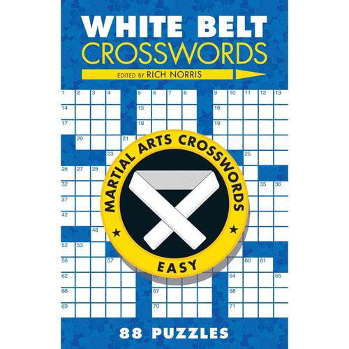 White Belt Crosswords