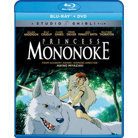 Princess Mononoke (Blu-ray + DVD) - Princess Lay