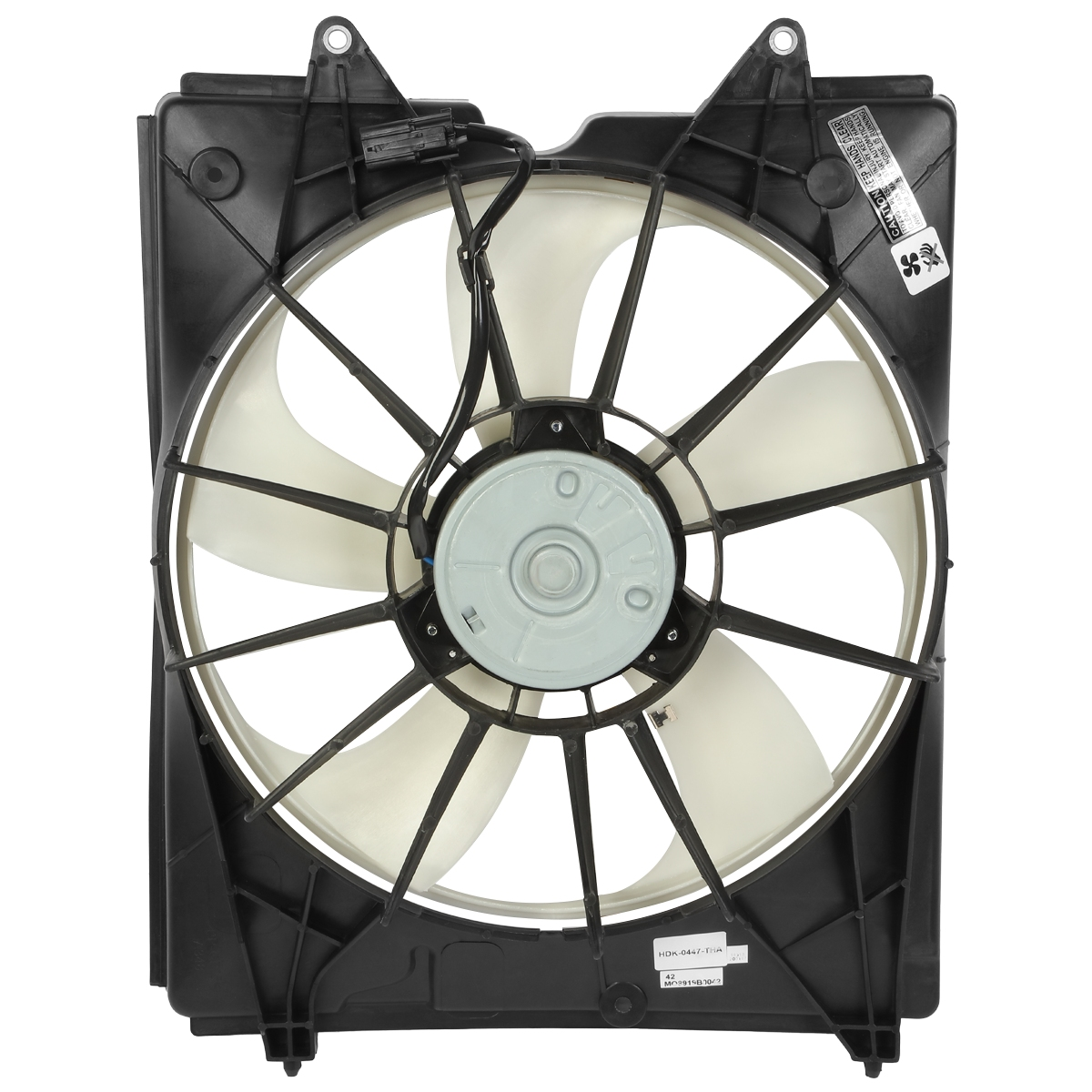 For 2011 To 2017 Honda Odyssey 3 5l Factory Style Radiator Cooling Fan Assembly Ho3115160 12 13