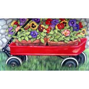 Custom Printed Rugs Little Wagon Doormat