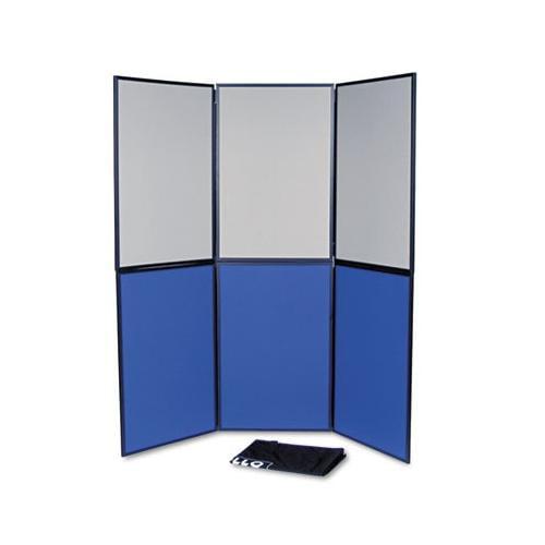 Quartet ShowIt Six-Panel Display System QRTSB93516Q