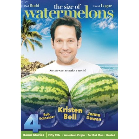 The Size Of Watermelons (DVD) (The Best Of Paul Davis)