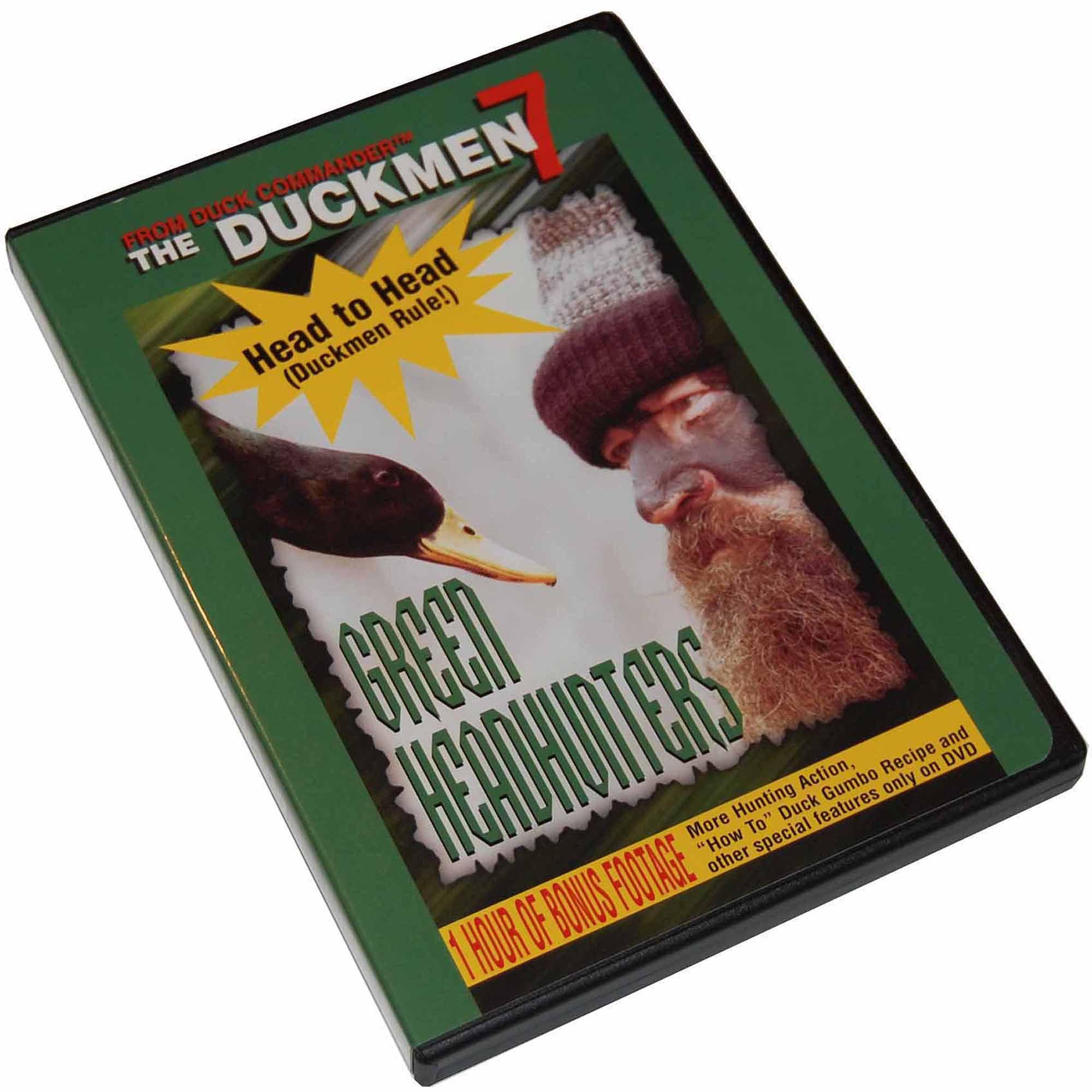 Duck Commander Green Headhunters DVD by Duck Commander