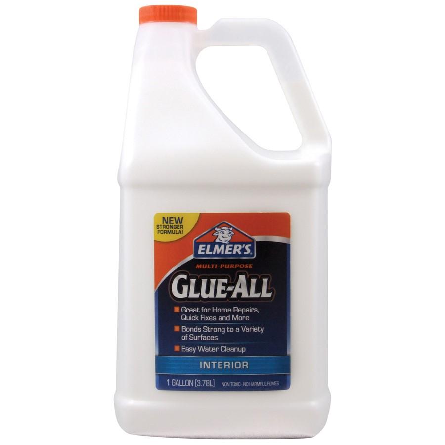 Elmer's Glue-All All-Purpose Glue, Gallon, 1 Count