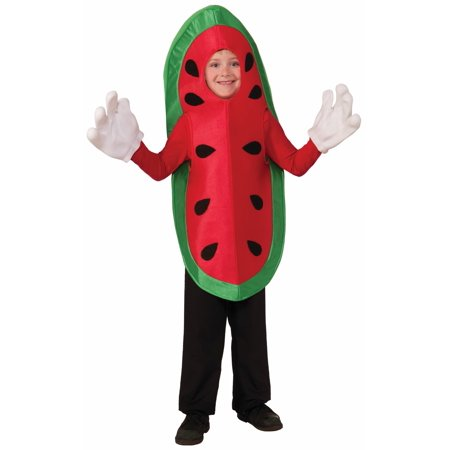 Watermelon Child Costume One Size Fits Most for $<!---->