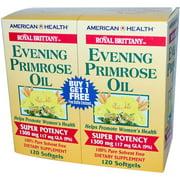 American Health Super Potency Evening Primrose Oil, 2/120 CT