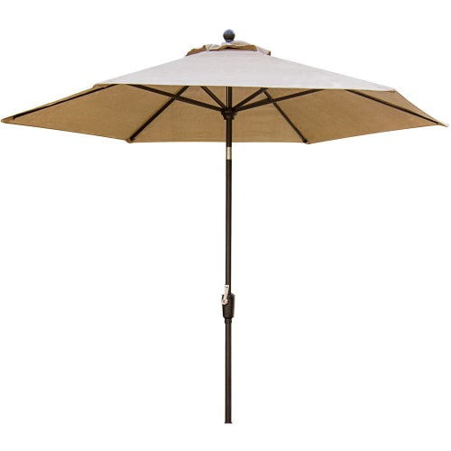 Hanover Outdoor Traditions Market Umbrella with 11' Canopy