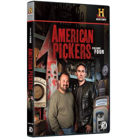 American Pickers  Volume Four