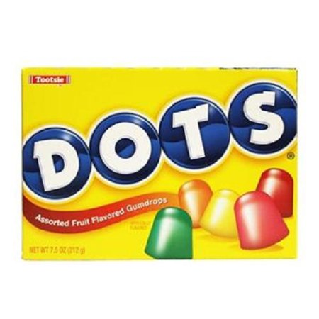 Product Of Dots, Assorted Fruit Gum Drops, Count 1 (6.5 oz) - Sugar Candy / Grab Varieties & (Candy Crush Sugar Drops Best Levels)