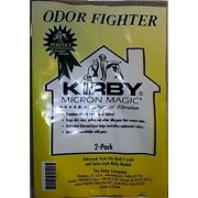 Kirby Avalir & Sentria Odor Fighter Charcoal Filtration Vacuum Bags 2-Pack OEM# 202816