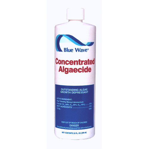 Blue Wave Products Concentrated Algaecide (1 Quart)