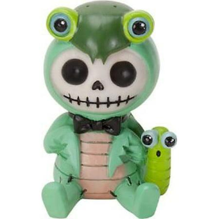 Furry Bones MANNY The Praying Mantis Figurine, Skeleton in Costume](Praying Mantis As A Pet)