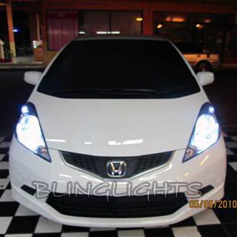 Honda Fit Bright White Replacement Light Bulbs For Headlamps Headlights Head Lamps Lights