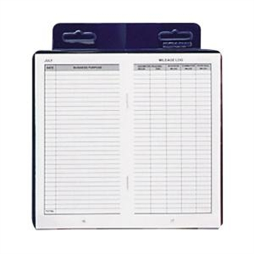 Dome Publishing Deluxe Auto Mileage Log Book 771 by Dome