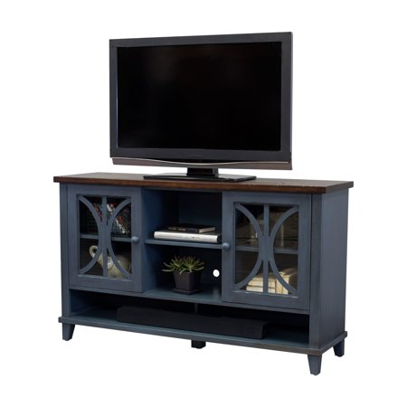 Martin Home Furnishings Bailey 60 in. High Boy TV Stand ()