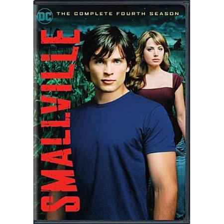 Smallville: The Complete Fourth Season (DVD) ()