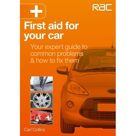 First aid for your car - eBook