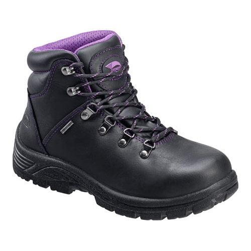 Avenger Women's A7124 Steel Safety Toe Boot