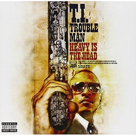 Trouble Man: Heavy Is the Head (Best Buy) (CD) (Best Music Buying Service)