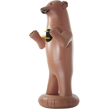 Nxt 3D Inflatable Bear Target (Bear Target)