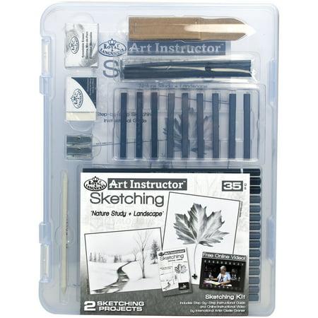 Isis Arm Set (Royal & Langnickel Art Instructor Sketching Clearview Art Set, 35)