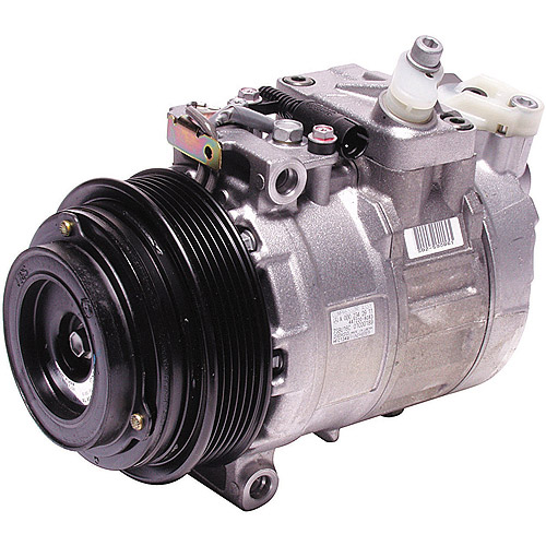 DENSO 471-1293 New Compressor with Clutch