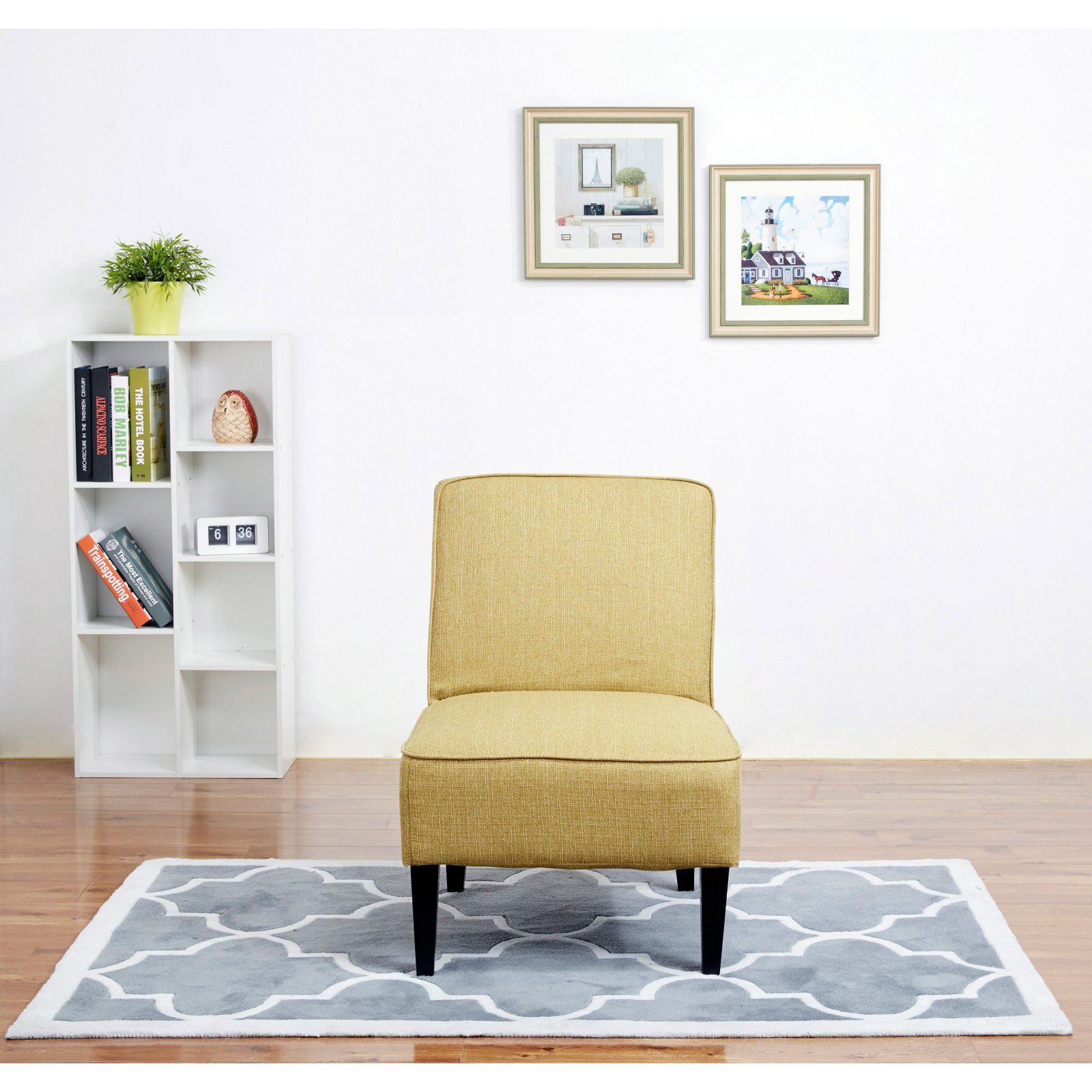 Gold Sparrow Boise Accent Chair by Overstock