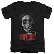 Psycho Mother Mens V-Neck Shirt