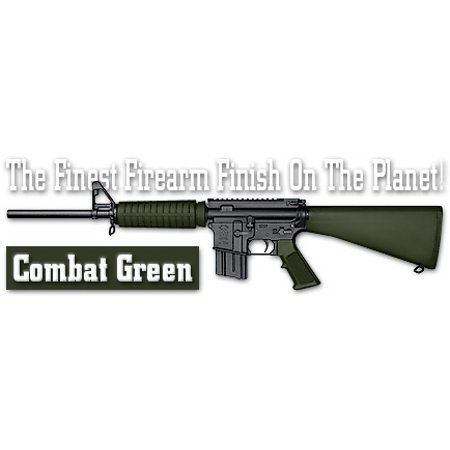 DuraCoat Firearm Finish Aerosol Kit - #43 - Combat Green