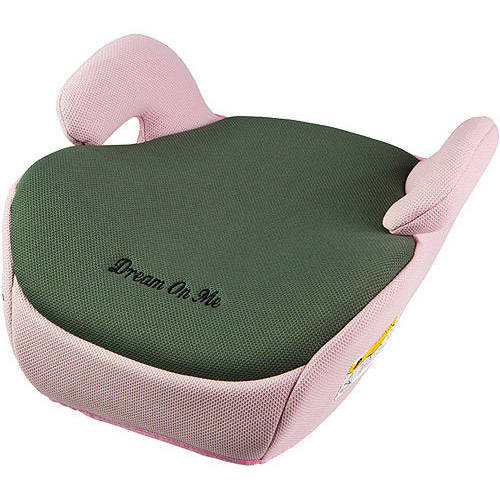 Dream on Me Coupe Booster Car Seat, Pink