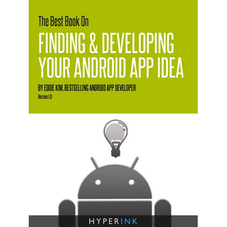 The Best Book On Finding & Developing Your Android App Idea - (Best Restaurant App Android)