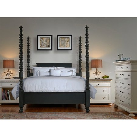 bebe furniture soraya four poster customizable bedroom set