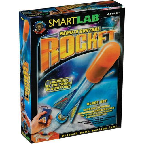SmartLab Remote-Controlled Rocket