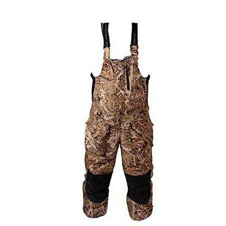 Hunting Bib (Striker Ice Blind Marsh Mayhem SureFlote Hunting Bibs Xlarge 219095 ** FREE SB MARSH MAYHEM BALACLAVA ** )