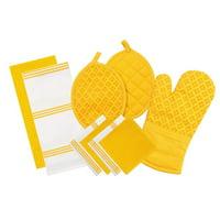 Yellow Kitchen Towels & Dish Towels - Walmart.com