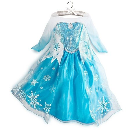disney store frozen princess elsa costume size large 9/10 - Ottawa Halloween Costume Stores