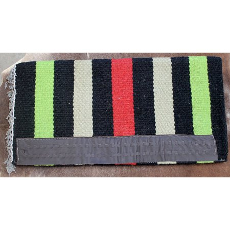 34x36 Horse Wool Western Show Trail SADDLE BLANKET Pad Rug