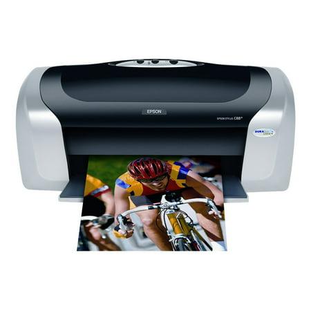 - Epson Stylus C88+ Inkjet Printer
